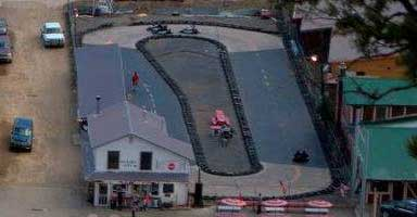 Go Kart City and Pit Stop