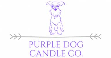 PURPLE DOG CANDLE CO.